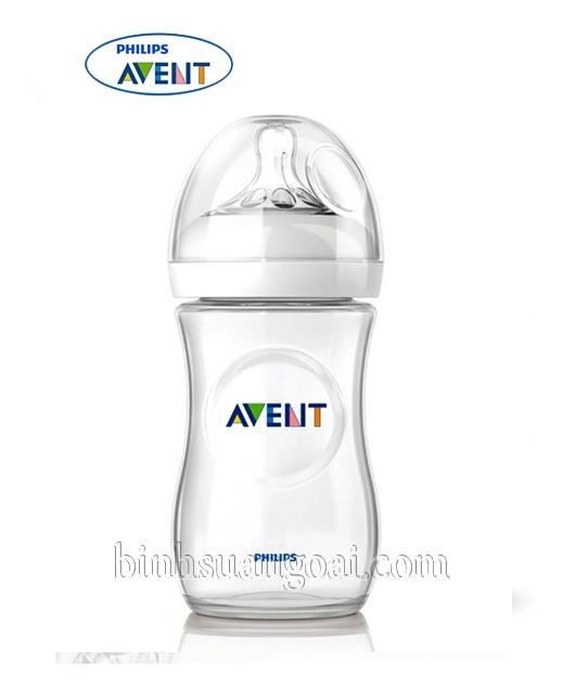 Bình sữa Avent Natural 330ml
