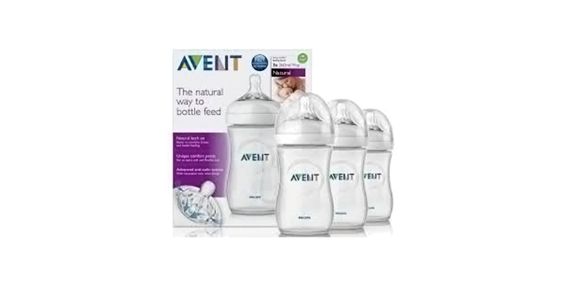 Bình sữa Avent Natural 260ml
