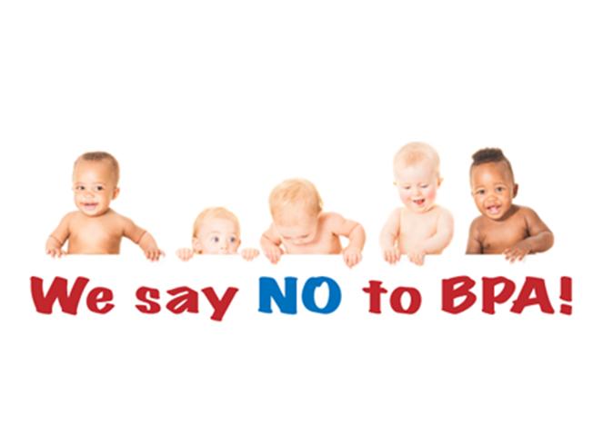 Bình sữa không BPA