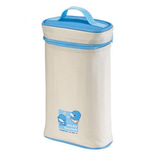 Túi ủ bình sữa đôi Kuku - Tiện lợi, an toàn , rộng rãi