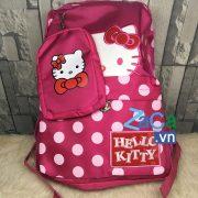 Balo Hello Kitty cho bé gái