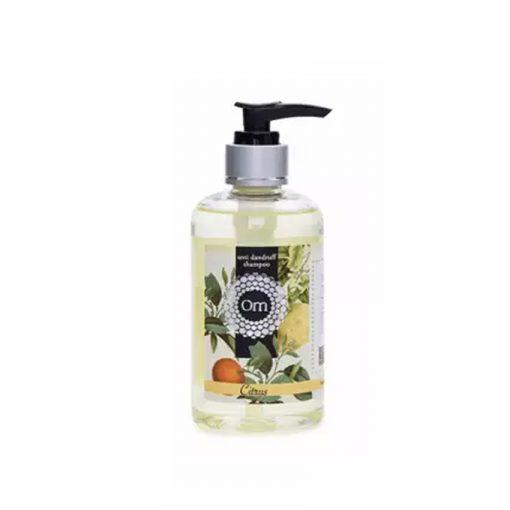 Dầu gội Dưỡng ẩm, Phục hồi tóc hư tổn Chiết xuất Trà Xanh Om Fountain 250ml