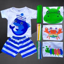 Quần áo trẻ sơ sinh bé trai