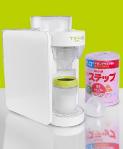 Máy pha sữa Tiny Nhật Bản
