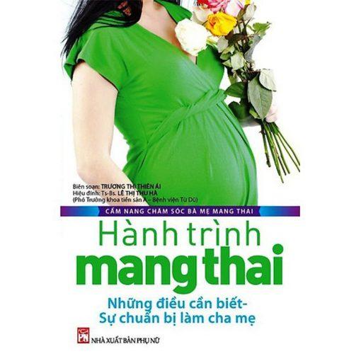 Sách Hành trình Mang Thai