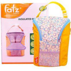 Túi Giữ Nhiệt 2 tiếng 2 bình sữa Fatz Hàn Quốc, giữ Nóng/Lạnh